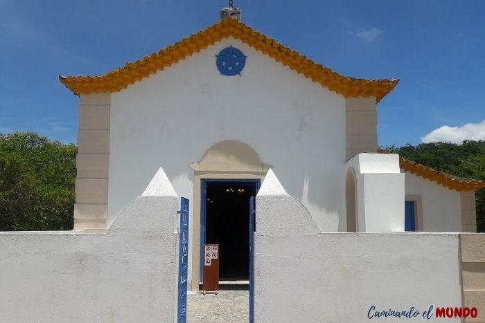 Iglesia en Ilha Dos Frades