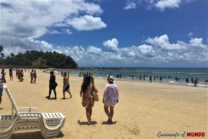 Playas espectaculares en Isla Dos Frades
