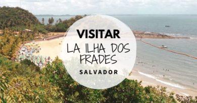 La hermosa Ilha Dos Frades