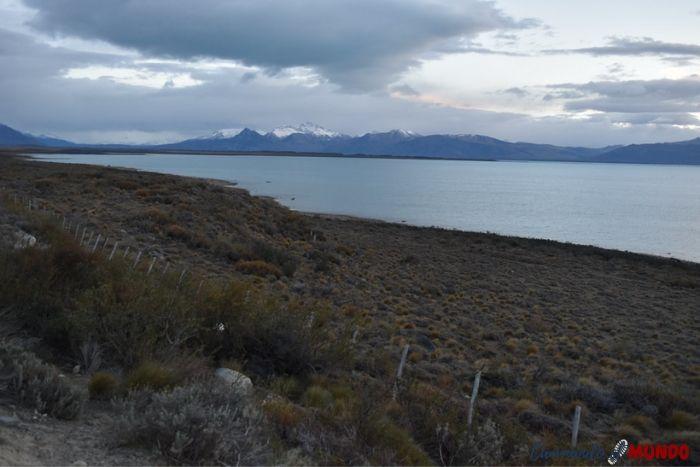 Lago Argentino Ruta Provincial 11