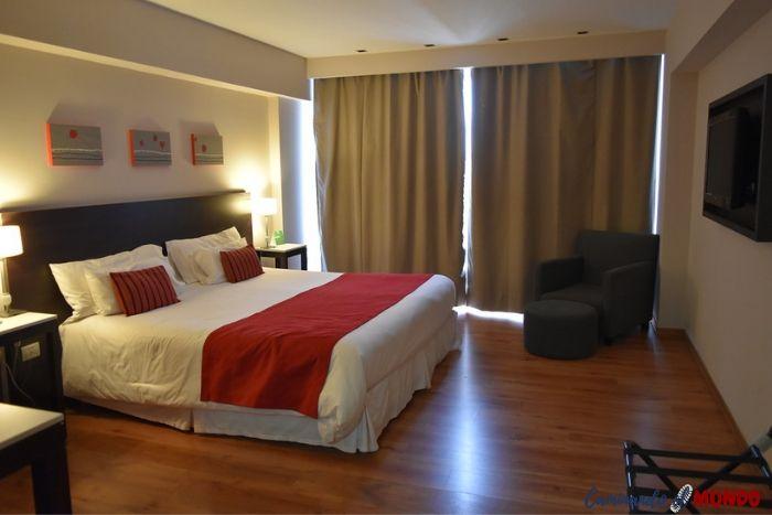 Habitacion classic hotel Dazzler Puerto Madryn