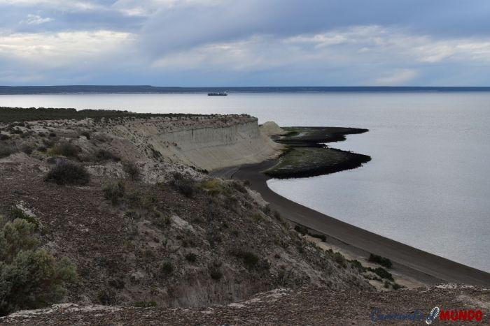 Cerro avanzado Puerto Madryn
