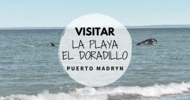 Playa el doradillo Puerto Madryn