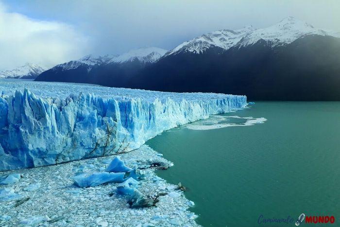 Viajar a El Calafate Glaciar Perito Moreno