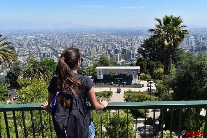 Mirador del Cerro San Cristóbal