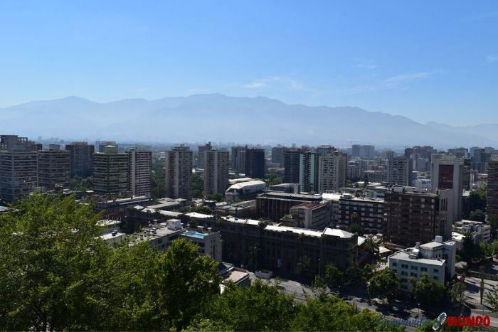 Mirador del Cerro Santa Lucía