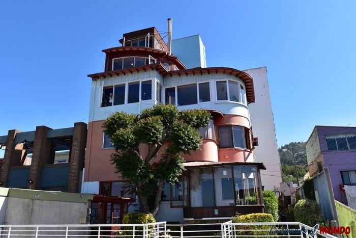 Casa de Pablo Neruda en el Cerro Florida