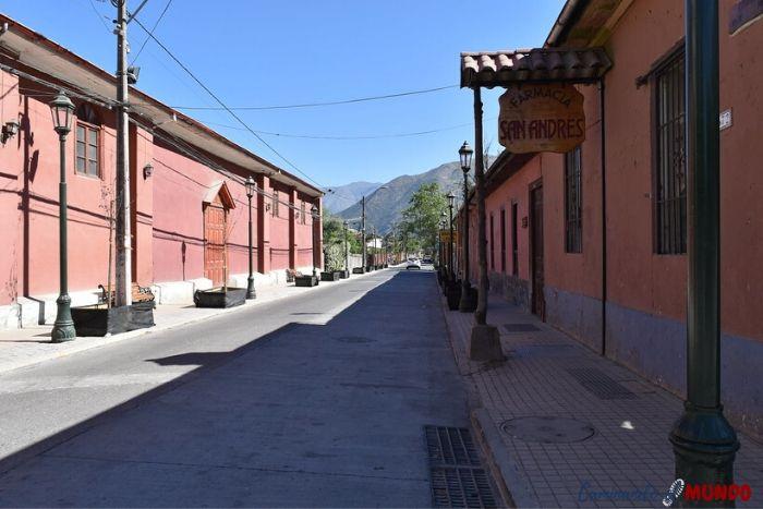 Pueblo San jose de Maipo