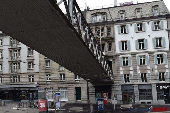 Polybahn en Zurich