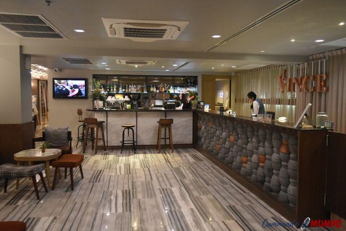 Hall del hotel vince al dormir en bangkok