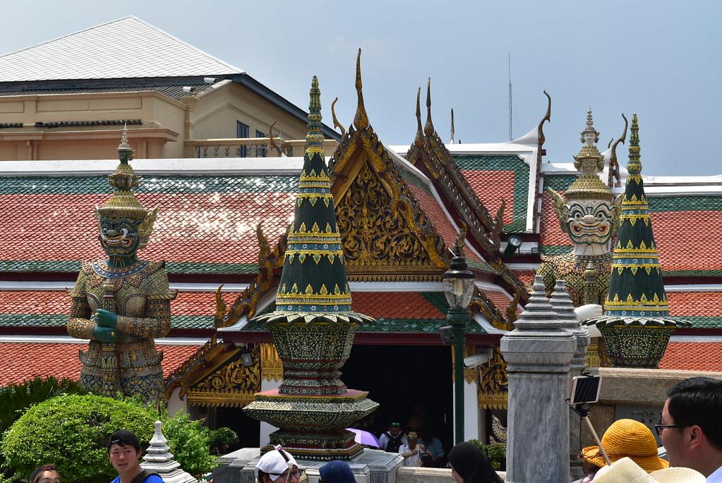 Estatuas de la Mitología de Tailandia