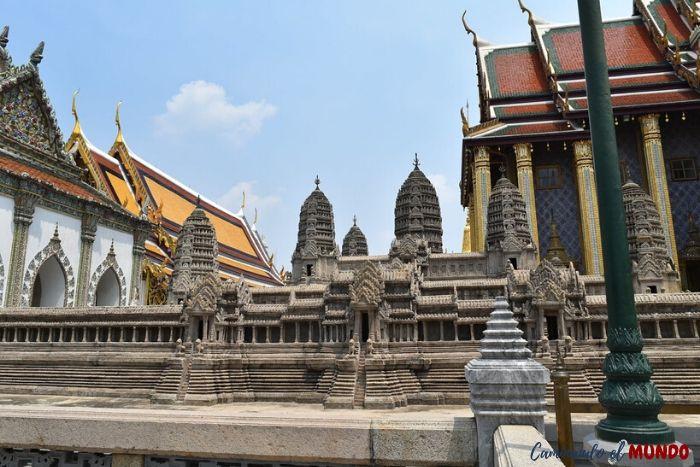 Réplica de Angkor Wat