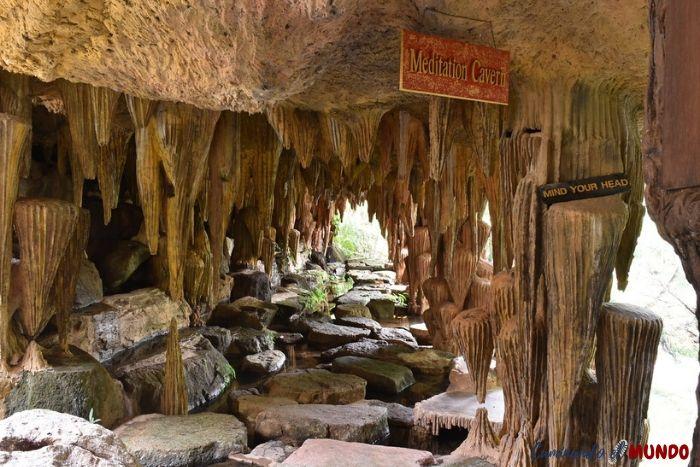 Cueva de meditación y Yoga