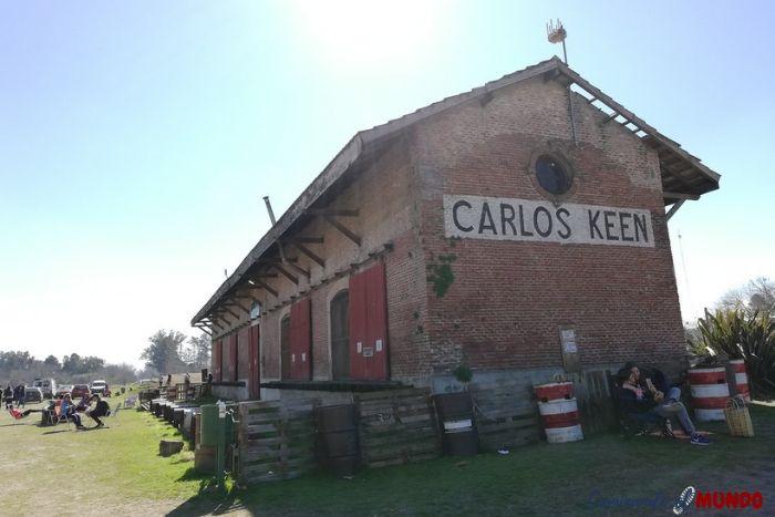 Estación Carlos Keen