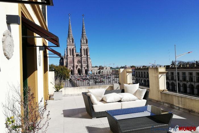 Balcón del Hotel Real