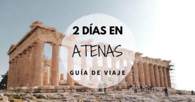 Guía para viajar a Atenas