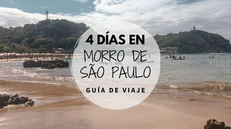 Guía de viaje Morro de Sao Paulo