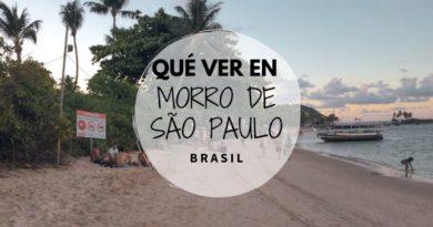 Qué ver y hacer en Morro de Sao Paulo