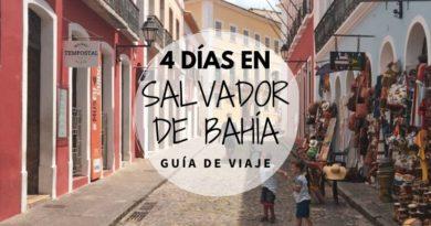 viajar a Salvador de Bahía