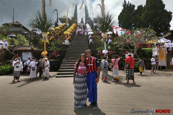 Templo Madre de Bali
