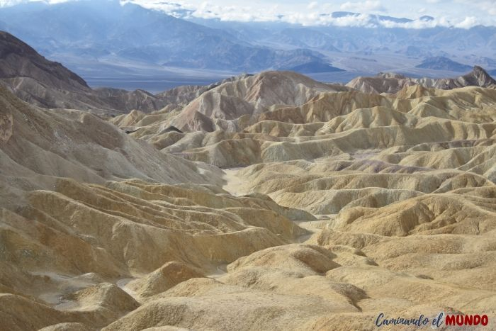 Death Valley y su desierto