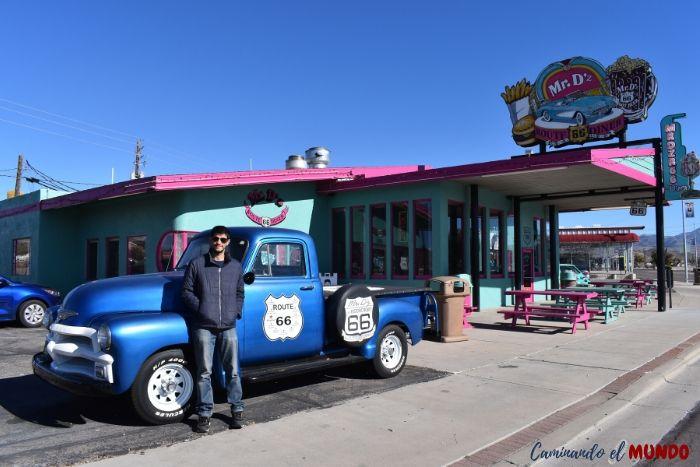 Ruta 66 y sus lugares icónicos