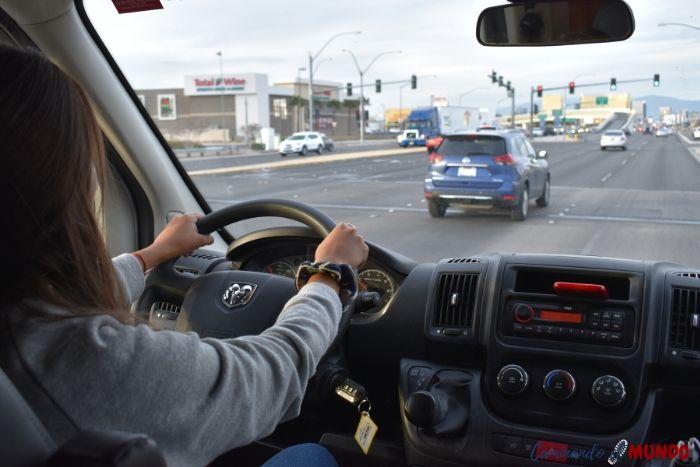 Motorhome en Las Vegas