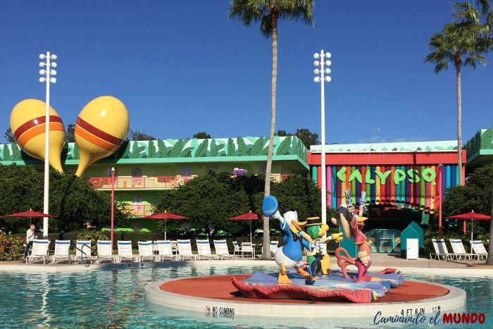 Hotel en Disney, Orlando