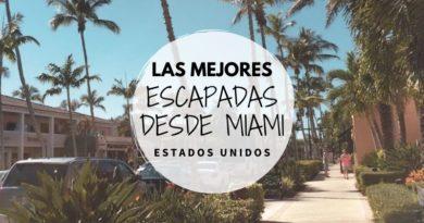 Escapadas desde Miami