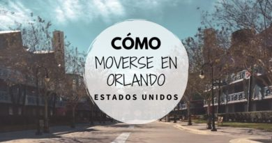 Cómo moverse en Orlando