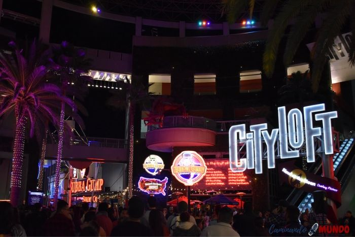 City Walk Universal Studio Los Angeles