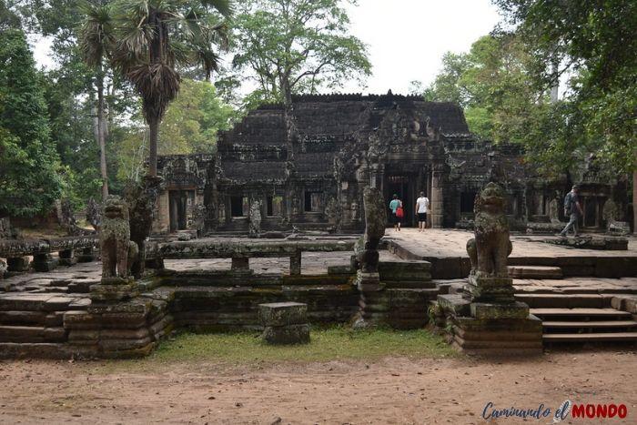 Templo Banteay Kdei en Angkor Wat