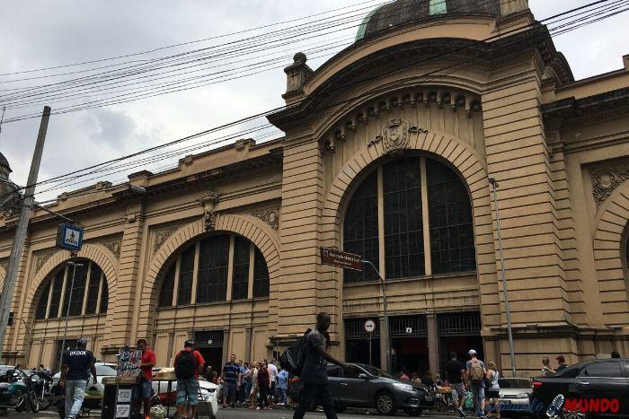 Mercado Municipal de San Pablo