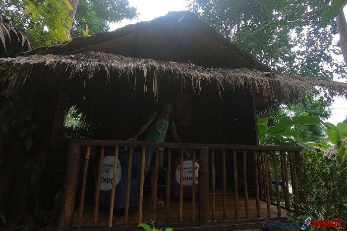 Nuestra cabaña en Koh Lipe