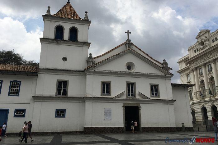 Pateo do collegio - San Pablo