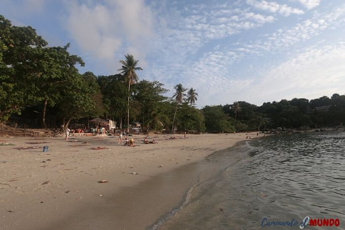 Sunset Beach en Koh Lipe