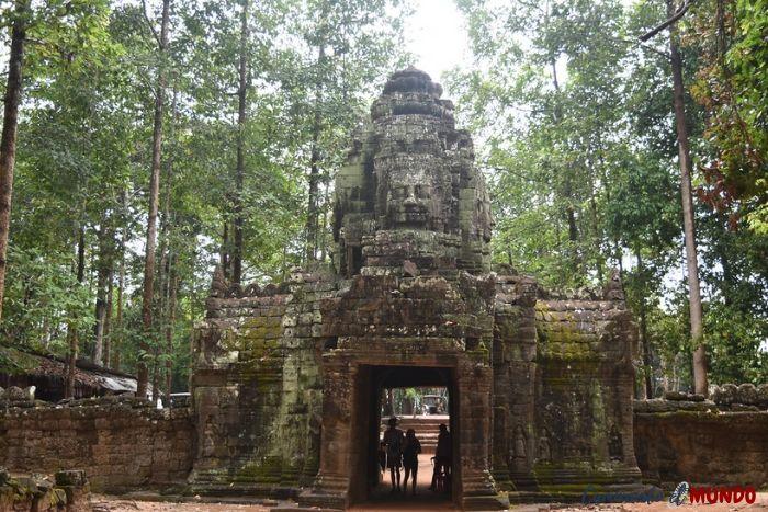 Templo Ta Som en Angkor