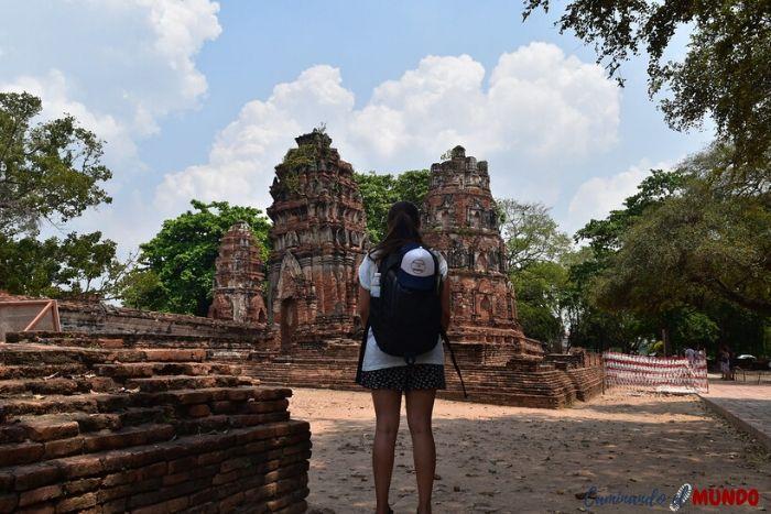 Ayutthaya y sus increíbles templos