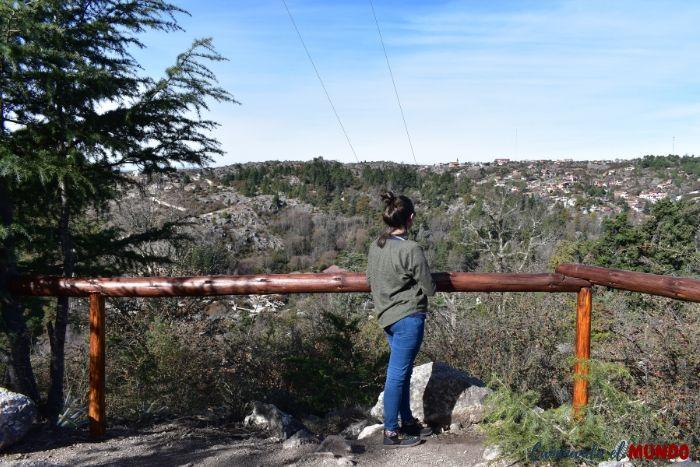 Mirador del Cerro Cumbrecita