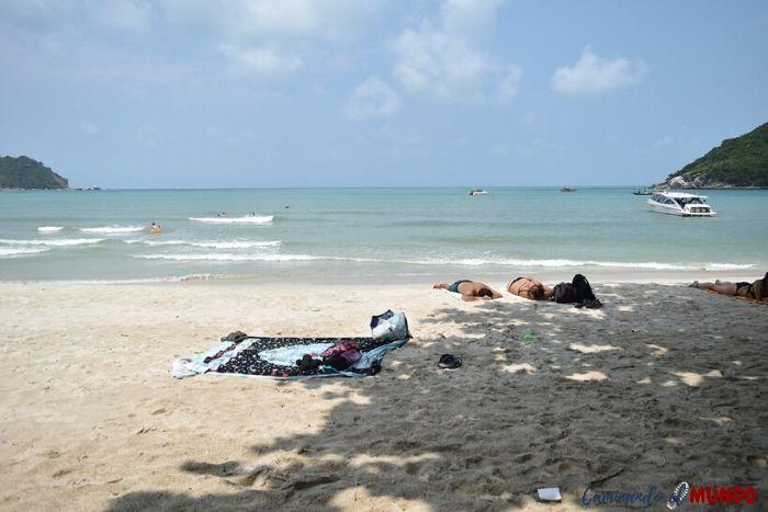 Playa de Koh Phangan