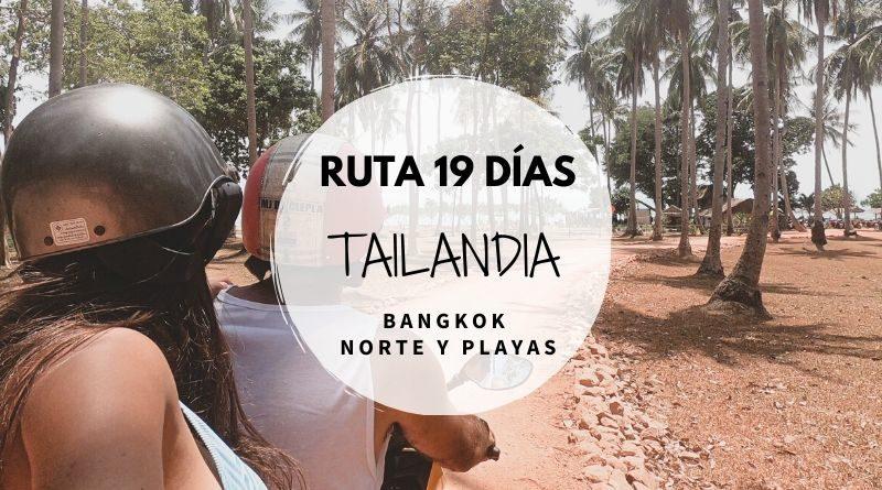 Ruta por Tailandia en 19 días