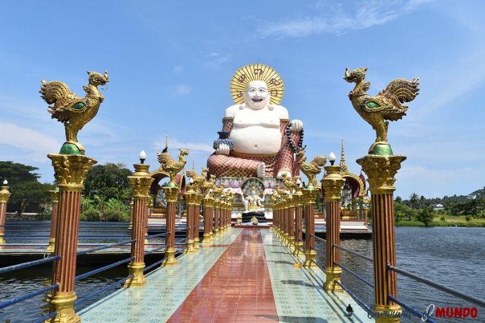 Templos increíbles de Koh Samui