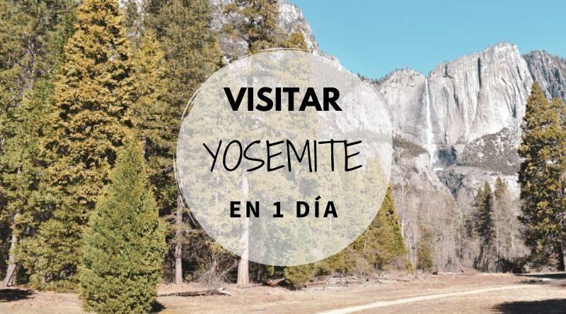 Visitar Yosemite en invierno