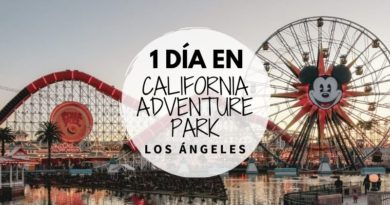 California Adventure Park Los Angeles