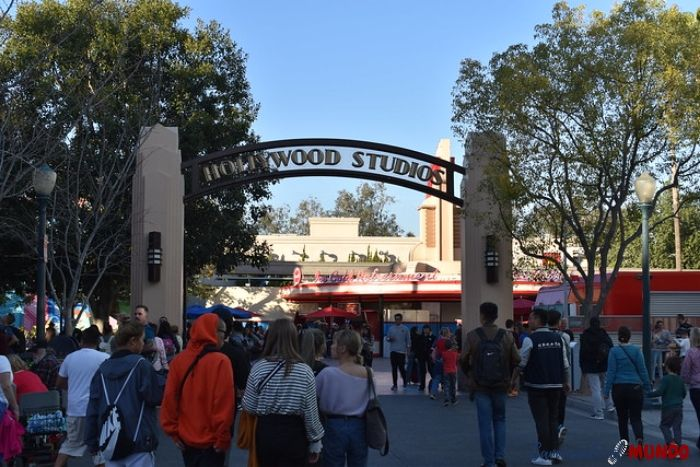 Hollywoodland en Disney California
