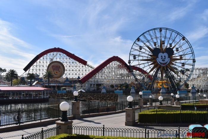 Parque California Adventure