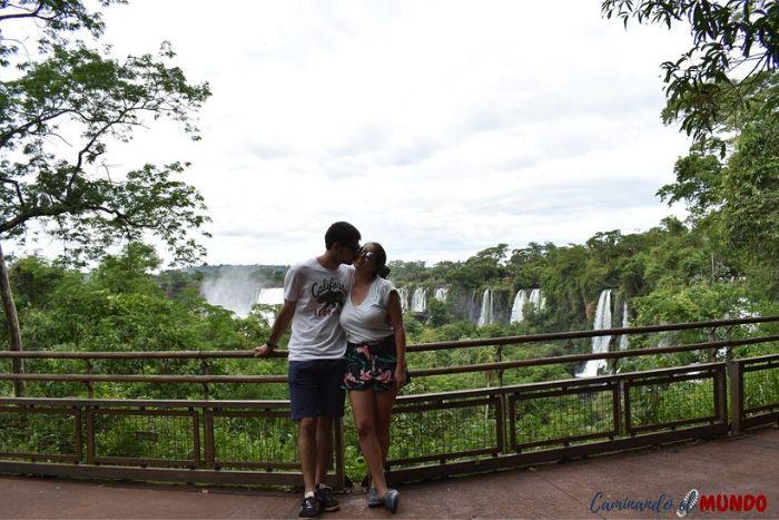 Disfrutando de Viajar a Iguazú y las Cataratas