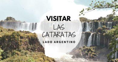 Guía para visitar las cataratas argentina