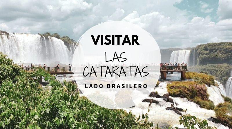 Visitar las cataratas brasilero