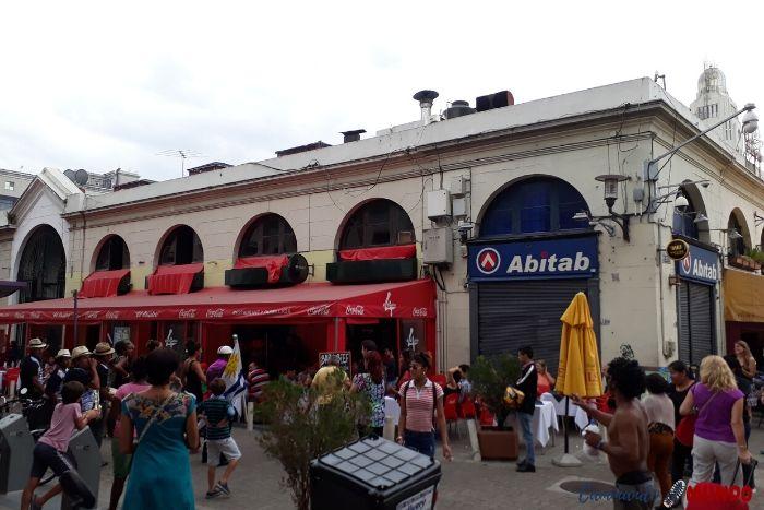 Mercado del Puerto de Montevideo